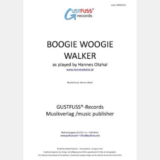 boogie woogie solo piano | Gustfuss Records